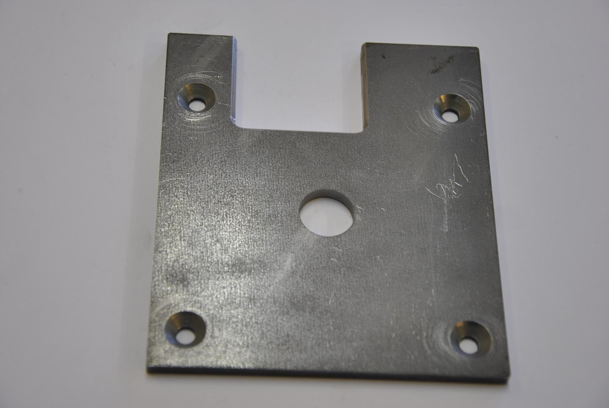 Пластина скручивающего устройства, нижняя, 5 шт./комп.
