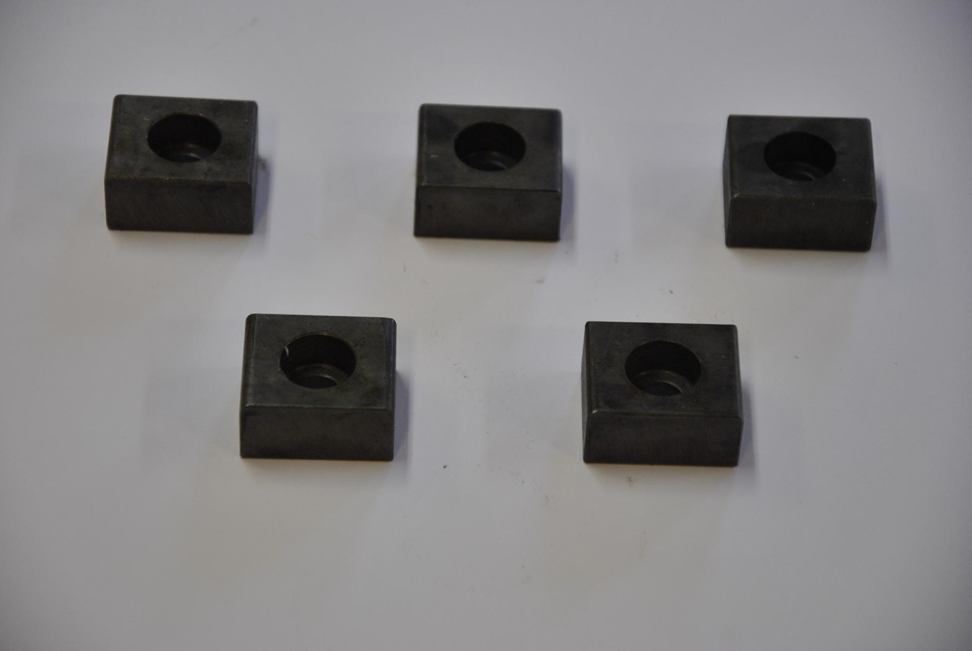 Прижимная пластина тормоза проволоки, верхняя, 5 шт./комп.