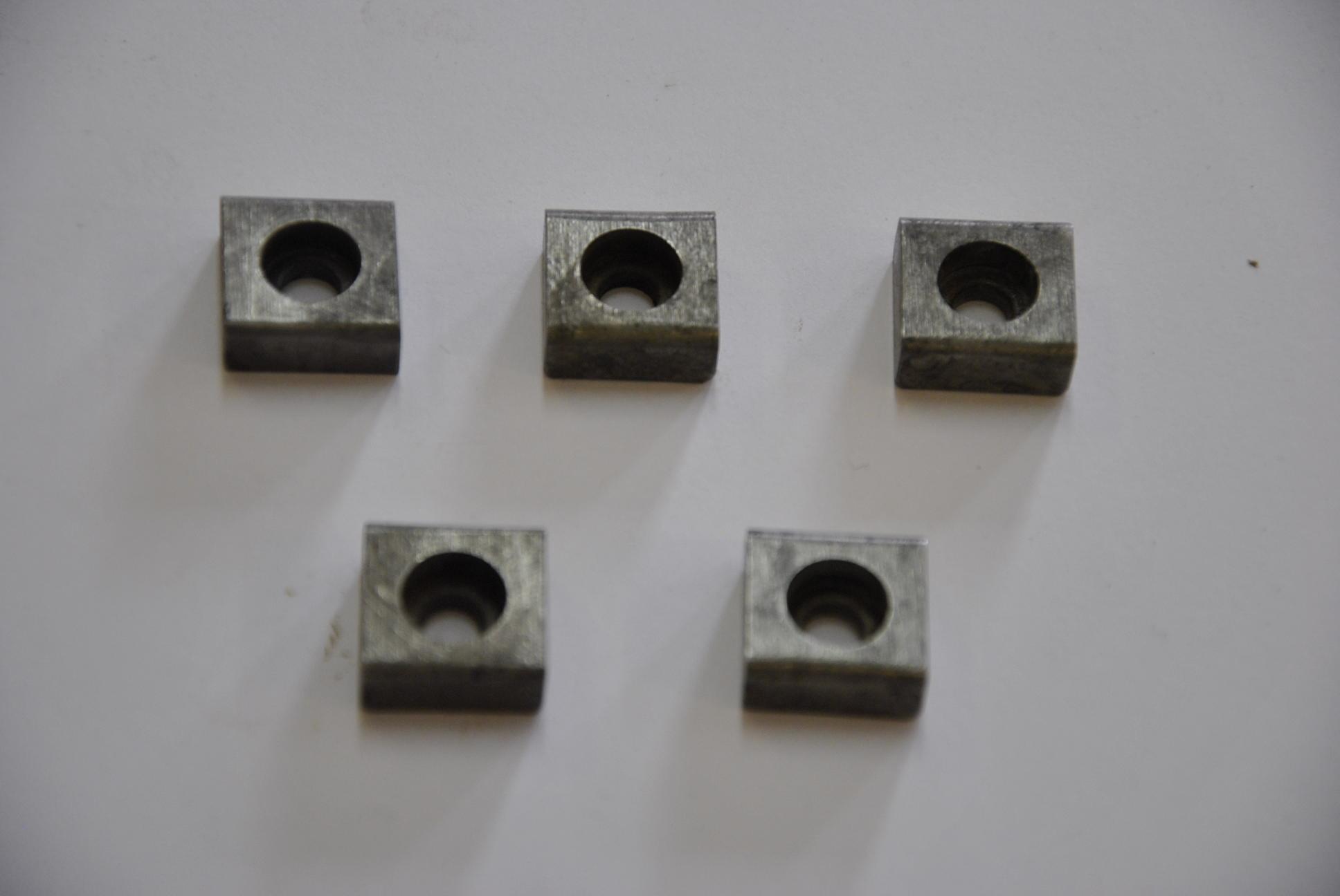 Прижимная пластина тормоза проволоки, верхняя, 4-5 шт/комп