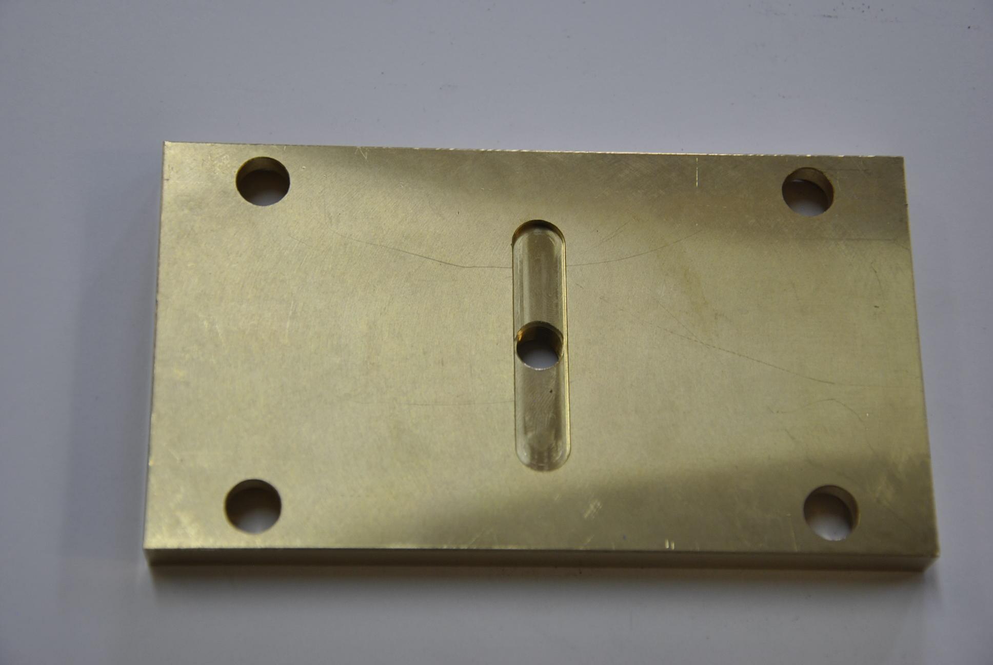 Направляющая пластина зубчатой рейки (широкая), 5 шт.