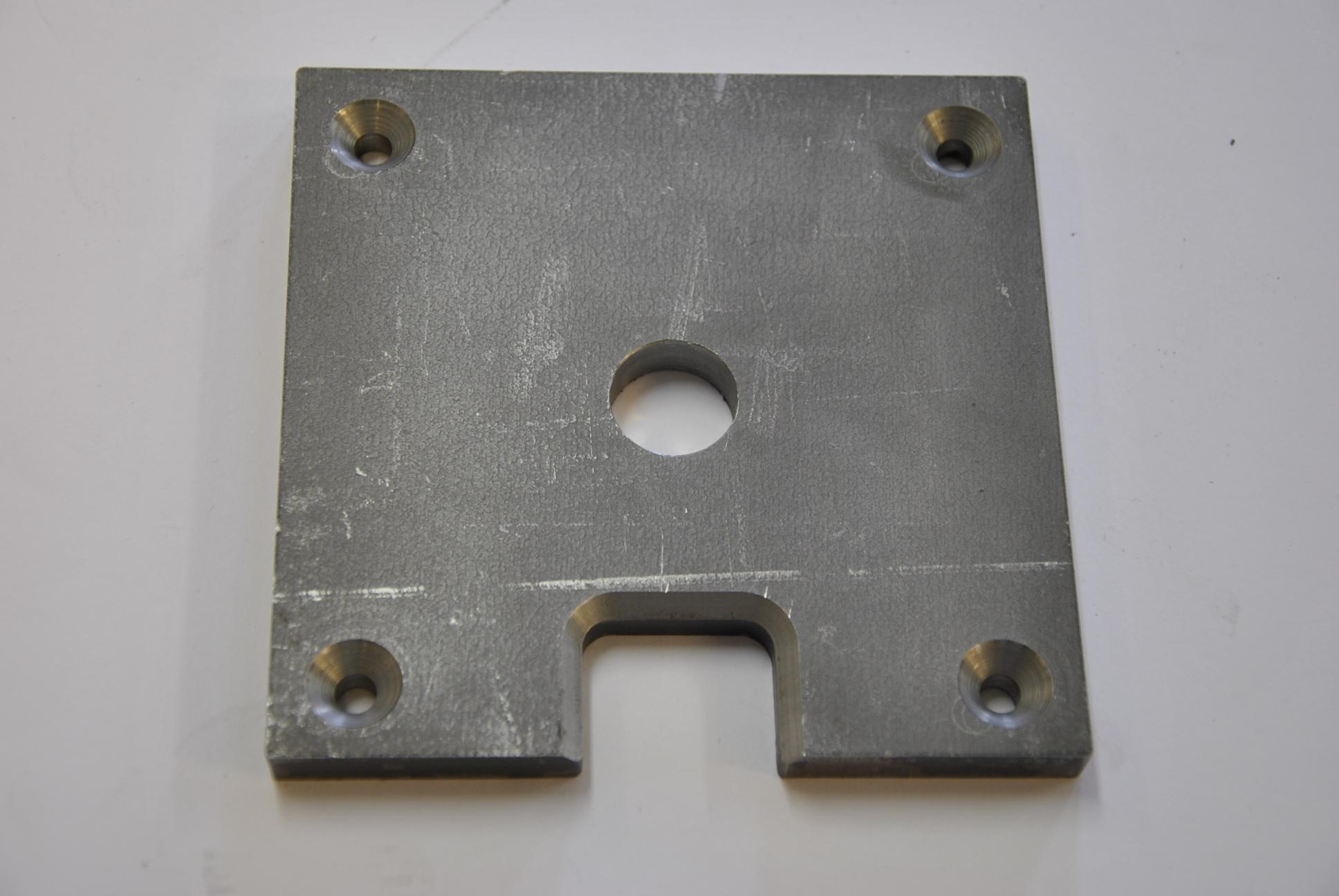 Пластина скручивающего устройства, верхняя. 4-5 шт/комп