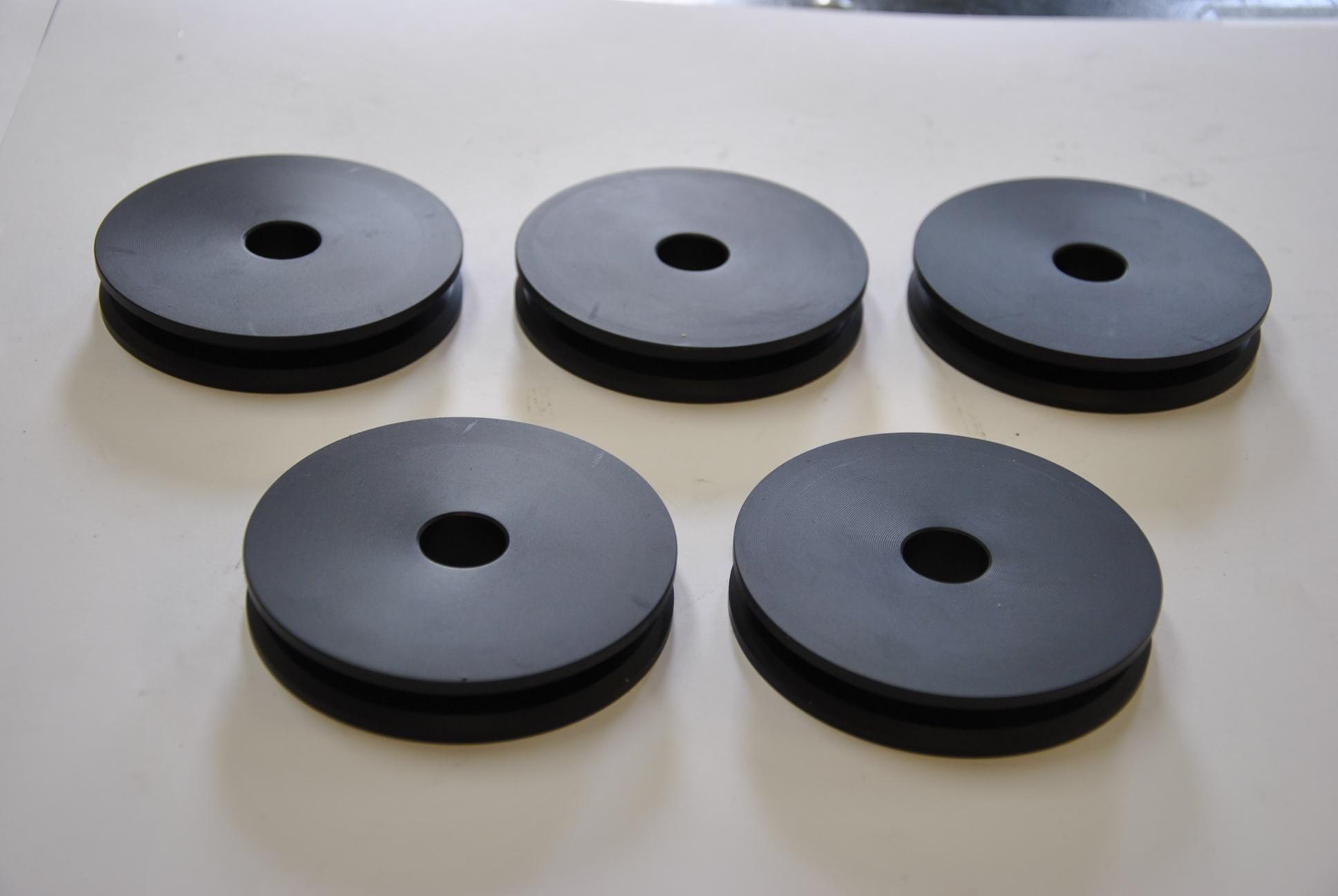 Направляющий ролик для проволоки Ø 100 мм, 20 шт./комп.