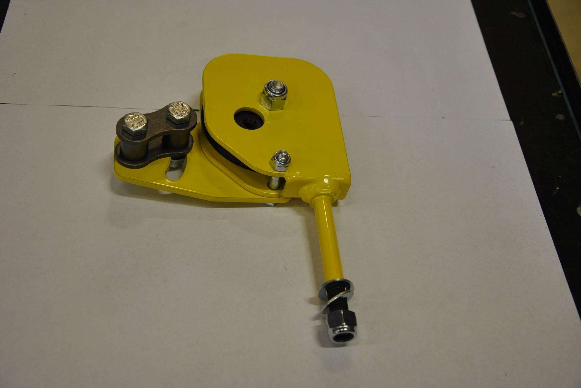 Ролик протяжки проволоки с тормозом, в комплекте, 5 шт./комп.