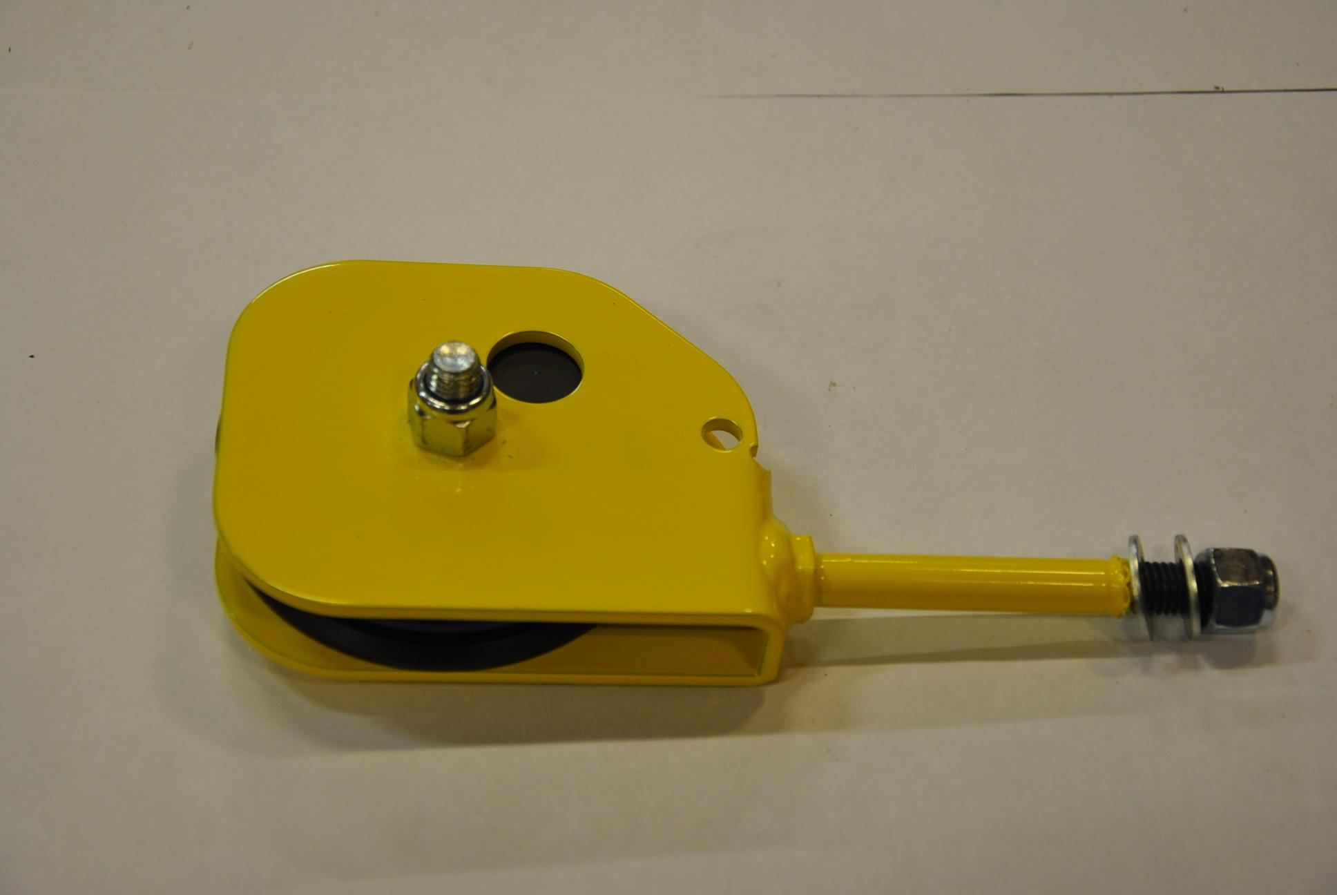 Ролик протяжки проволоки Ø 100 мм, 10 шт./комп.