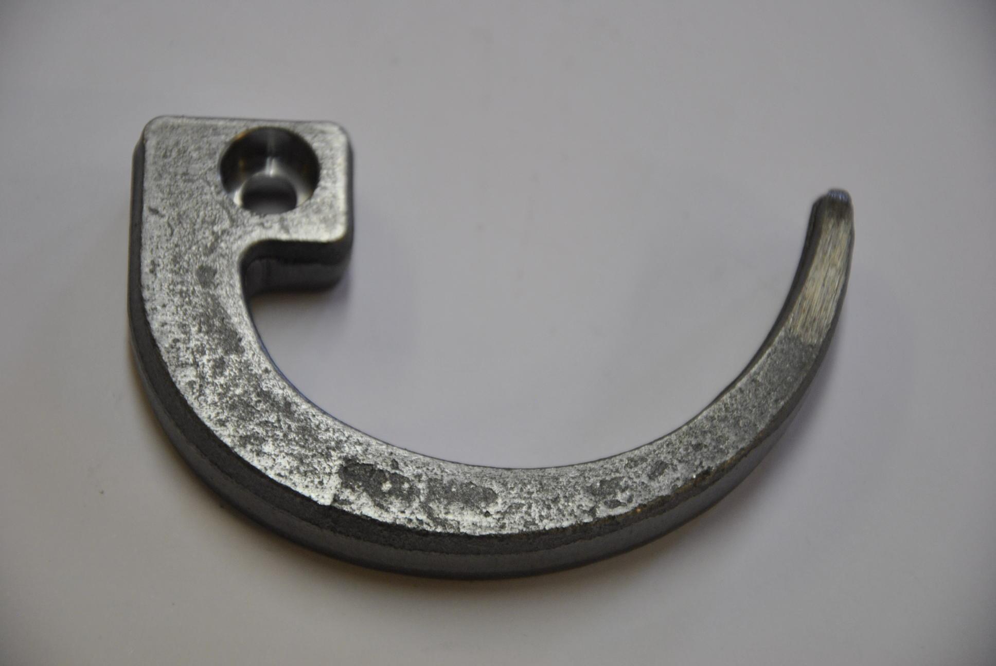 Крюк устройства скручивания проволоки, нижний, 5 шт./комп.