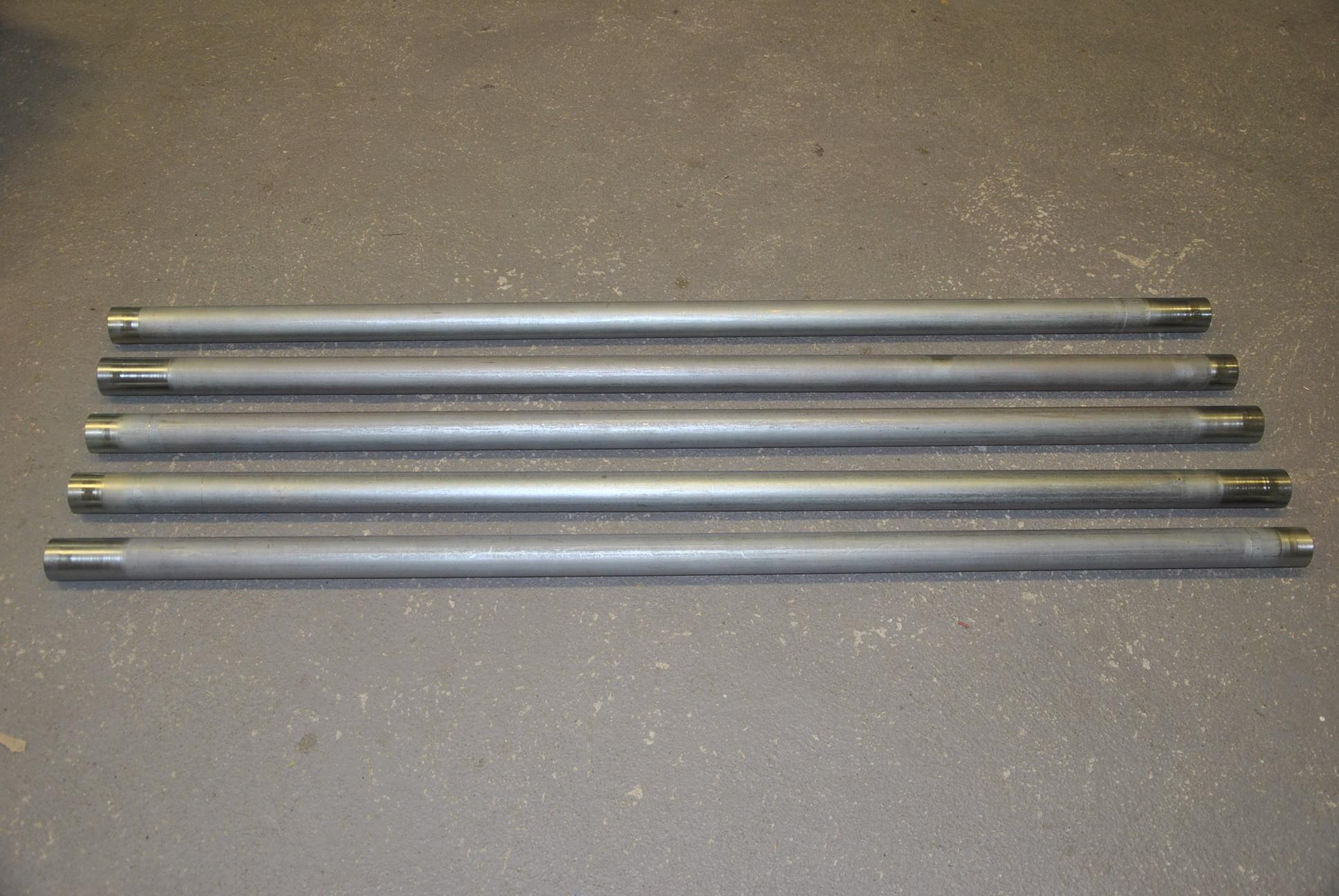 Корпус иглы для канала высотой 1100 мм, 5 шт./комп.